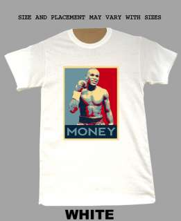 Money Mayweather Boxing Obama Hope Style T Shirt