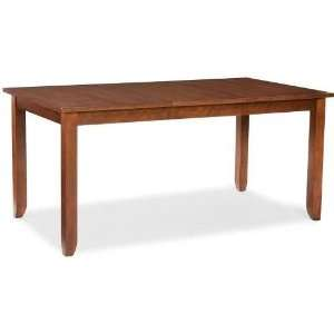 Home Styles Hanover Casual Dining Table with Leaf in