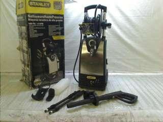 Stanley 1800 psi 1.4 GPM Maintenance Free Pump Electric Pressure