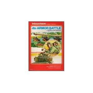 Armor Battle (Intellivision) Video Games