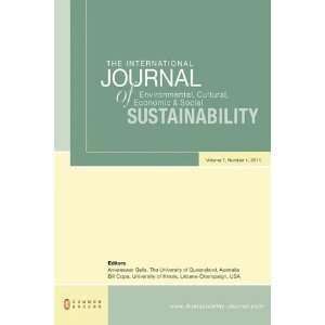 The International Journal of Environmental, Cultural, Economic