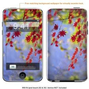 Skin Sticker for Ipod Touch 2G 3G Case cover ipodtch3G 94 Electronics