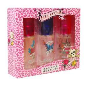 Pink Cookie 3 X 15ml Gift Set Love/Live/Wild Heart Beauty