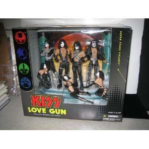 Roll Series KISS Love Gun Deluxe Boxed Edition Toys & Games