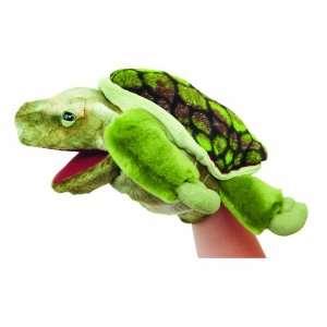 Collection Hand Puppet Laszlo Loggerhead Sea Turtle Toys & Games