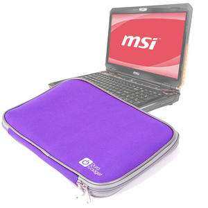 Protective Laptop Case/Pouch/Bag/Sleeve For MSI GT663, GT680, GT683