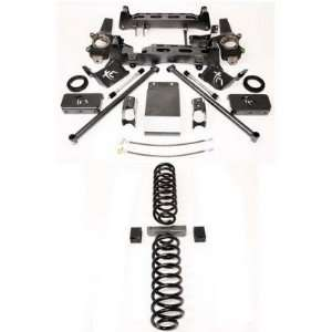 Trail Master Suspension F4403 Suspension Lift Kit Ford 5in