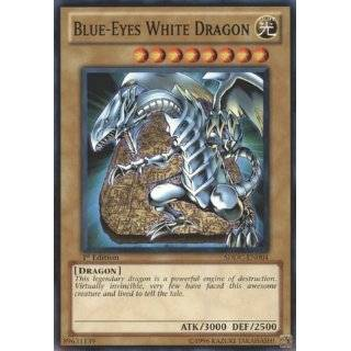Yu Gi Oh   Blue Eyes White Dragon   Structure Deck Dragons Collide