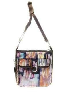 Kipling NEW Miltaria BHFO Messenger Small Handbag Printed Bag