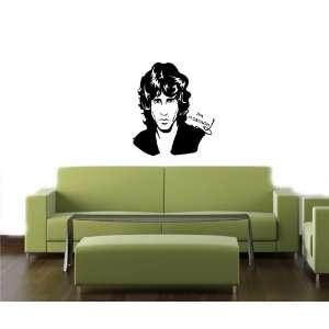 Jim Morrison Wall Sticker Decals Art Mural T346