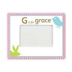 Personalized Animals Girl Frame Baby