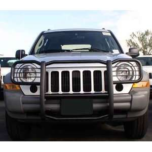 Jeep Liberty Jeep Liberty Modular Gg K D Black Grille Guards & Bull