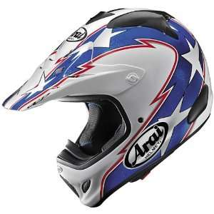 ARAI VX PRO 3 OSBORNE HELMET WHITE MD: Automotive