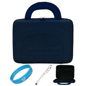 Blue Cube Series Shell Hard Carrying case for Samsung Galaxy Tab 8.9