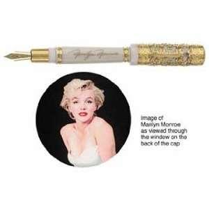 Krone Limited Marilyn Monroe Fountain Pen (Medium) Office