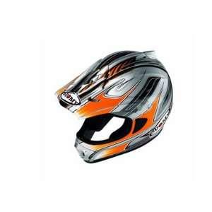 Suomy Extreme Motorcycle Helmet Fun Orange Sports