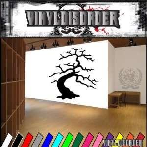 Trees Bare Tree NS043 Vinyl Decal Wall Art Sticker Mural