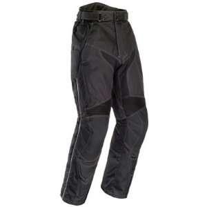 Tour Master Caliber Motorcycle Pants Large Black