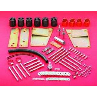 Performance Accessories 873 3 Body Lift Kit Ford