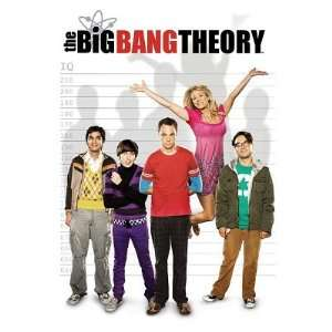 Big Bang Theory (Group) TV Poster Print