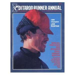 Iditarod Runner Annual, The Official Magazine of the Iditarod Trail