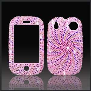 crystal bling case cover for Palm Pre Cell Phones & Accessories