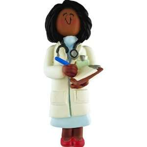 3961 Doctor Female Ethnic African American Personalzied