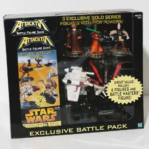 Star Wars Attacktix Battle Figure Game Last One Standing