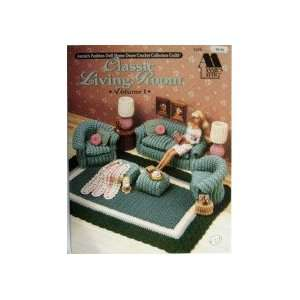 Doll Home Decor Crochet Collectors Guild, 525B): Annie Potter: Books
