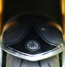 2006 2007 R6 Nose Overlay Vinyl Decal   Third Eye Die Cut