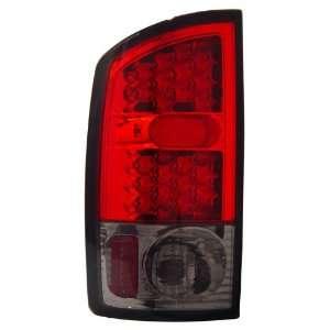 2002 2006 Dodge Ram KS LED Red/Smoke Tail Lights Automotive