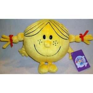 Mr Men Lile Miss Sunshine 10 Plush Doll oy oys