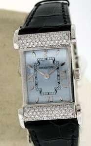 Audemars Piguet Ultra Thin NEW 18k White Gold Diamond $29,800.00