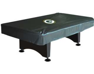 NFL GREEN BAY PACKERS Logo Billiard/Pool Table Cover