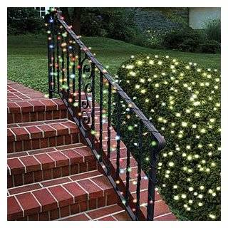 Foot Holiday String Lights, 100 LED Multicolor Patio, Lawn & Garden