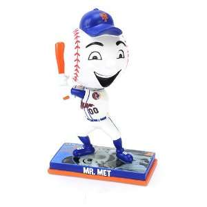 Forever Collectibles New York Mets Mr. Met Photo Base
