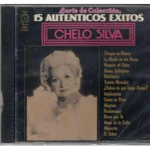 Chelo Silva 15 Autenticos Exitos CHELO SILVA Music