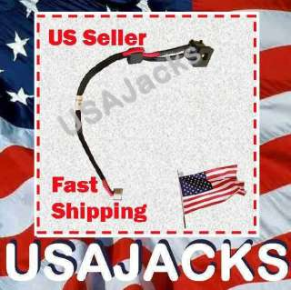 AC DC JACK POWER HARNESS TOSHIBA SATELLITE A105 S4284