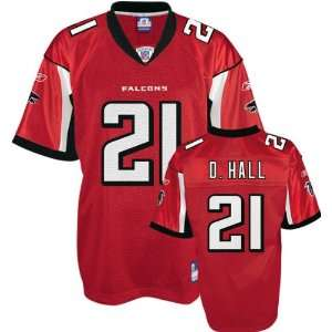 com DeAngelo Hall Red Reebok NFL Replica Atlanta Falcons Youth Jersey