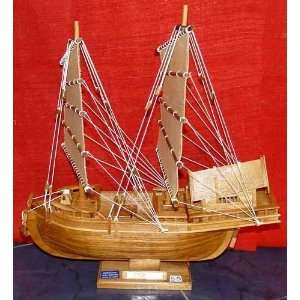 Model Fishing Boat 15x5x17