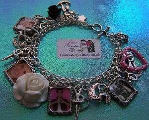 LOGAN HENDERSON**BIG TIME RUSH** Charm Bracelet