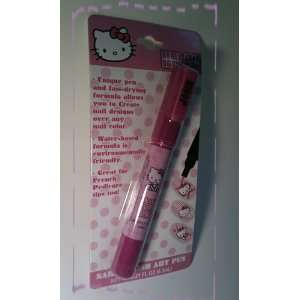 Hello Kitty Nail Art Pen Beauty