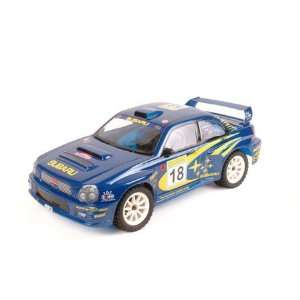 Cen NX WRX 1/10 scale nitro radio control car 45 mph Toys & Games