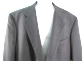 BURBERRY Classic Navy Blue Blazer Jacket Sz 40