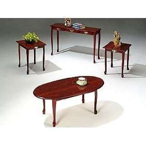 Acme Furniture Coffee End Table 3 piece 02075CH set: Home