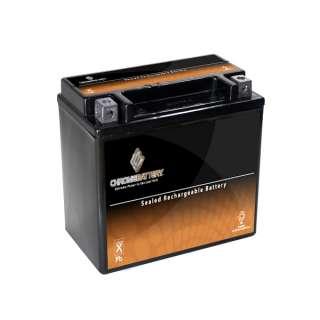 UBVT 3 YTX14L BS Harley Davidson XL Sportster Battery