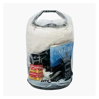 DRY PAK ROLL TOP DRY GEAR BAG MED CLEAR