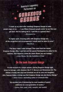 Gorgeous George Book Wrestler Biography Capouya Bad Boy