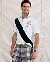 Tommy Hilfiger Shirt, Slim Fit Lyell Polo Shirt