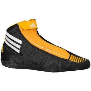 Adidas G50324 adiZero Sydney LIGHT WT Wrestling Shoes Zip Close Black